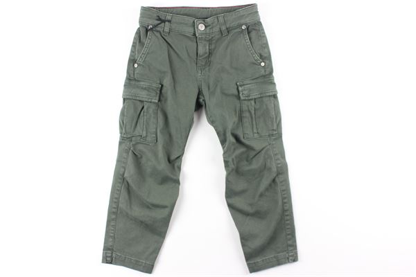 PLEASE | Trousers | PH19B13B25VERDE