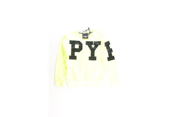PYREX   Sweatshits   026397VERDE FLUO