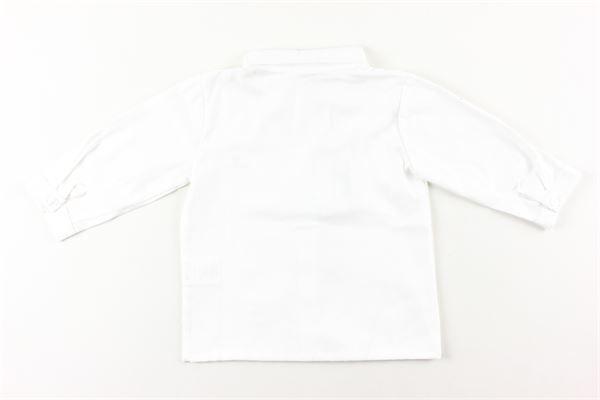 camicia manica lunga tinta unita NANAN | Camicie | I19097BIANCO