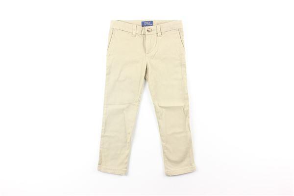 RALPH LAUREN   Trousers   311698871001BEIGE