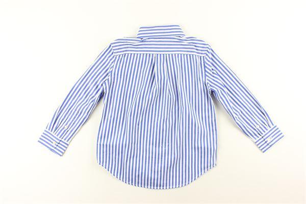 RALPH LAUREN   Shirts   321785646005BLU