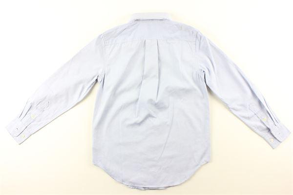 RALPH LAUREN   Shirts   323600259004AZZURRO