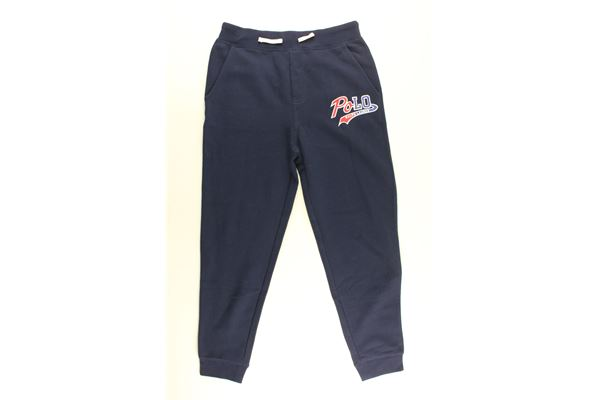 RALPH LAUREN   Trousers   323804905004BLU