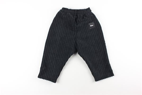 pantalone in velluto tinta unita SHOE | Pantaloni | CHINONERO