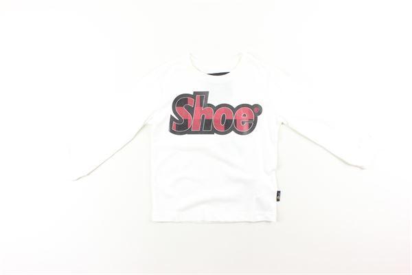 shirt con polsini tinta unita con stampa SHOE | Shirts | F20TONYJ0433BIANCO