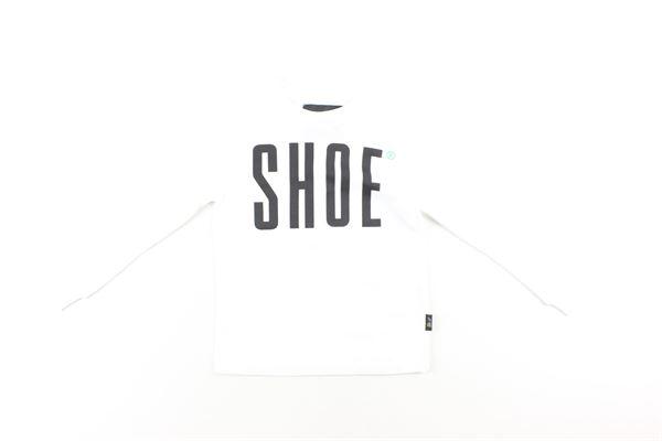 shirt con polsini tinta unita con stampa SHOE | Shirts | F9TONYJ210BIANCO