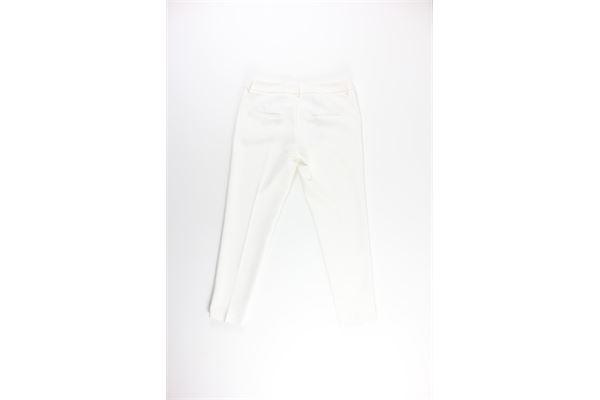 SIMONA CORSELLINI | Trousers | PA027CREMA