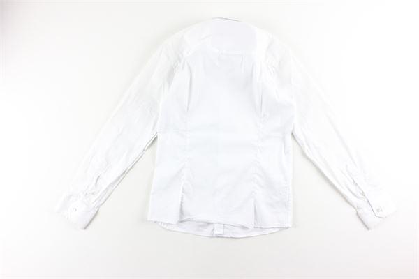 camicia manica lunga tinta unita SP1 | Camicie | CAMIIBIANCO