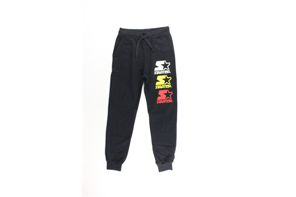 STARTER | Trousers | PFST9308JNERO