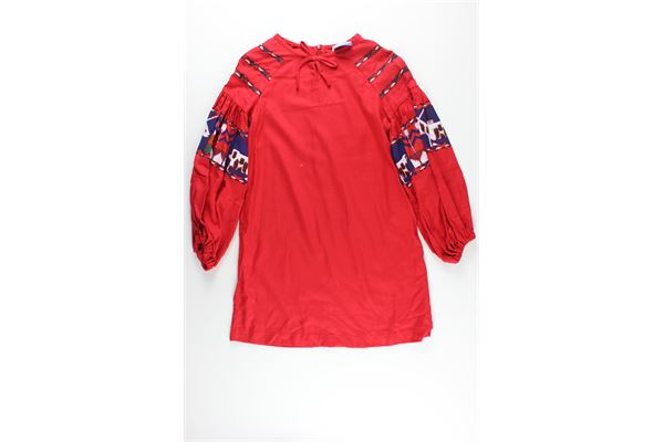 STELLA JEAN | Dress | AB150927ROSSO