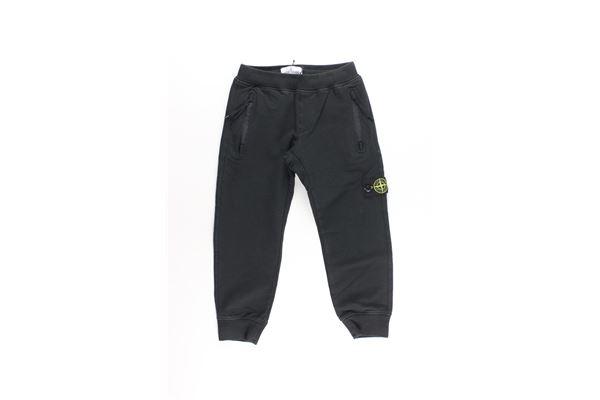 STONE ISLAND   Trousers   711661642NERO