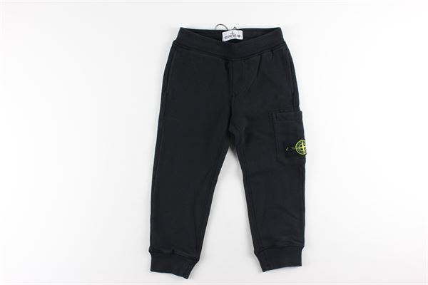 STONE ISLAND   Trousers   731661540NERO