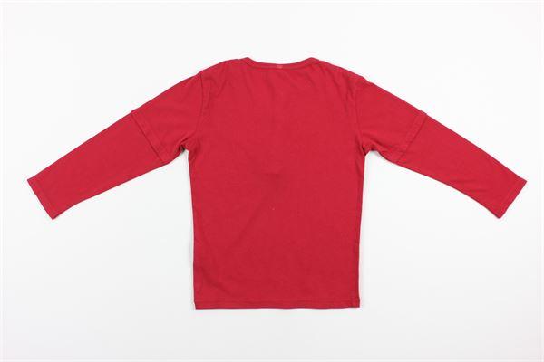 shirt tinta unita SUN68 | Shirts | 26318ROSSO