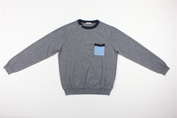 SUN68 | Jerseys | K28327GRIGIO