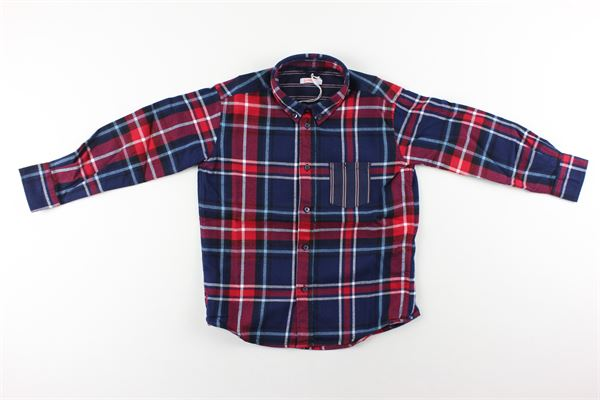SUN68 | Shirts | S40305ROSSO