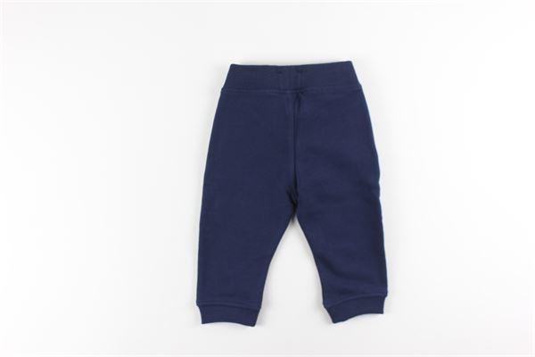 pantalone in felpa tinta unita TIMBERLAND | Pantaloni | T04934BLU