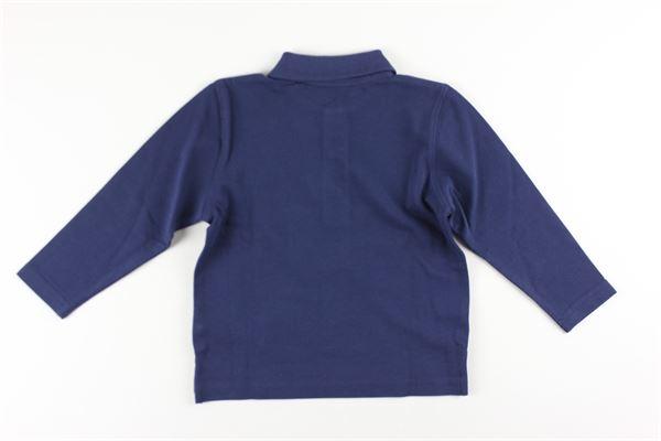 polo manica lunga tinta unita TIMBERLAND | Polo | T05H96BLU