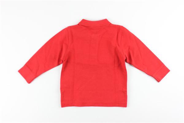 polo manica lunga tinta unita TIMBERLAND | Polo | T05H96ROSSO