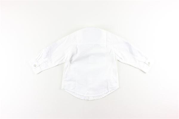 camicia tinta unita manica lunga TIMBERLAND | Camicie | T05Z00BIANCO
