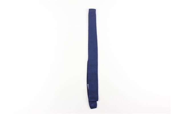 cravatta in cotone tinta unita TOMMY HILFIGER | Cravatte | 51172020FABLU
