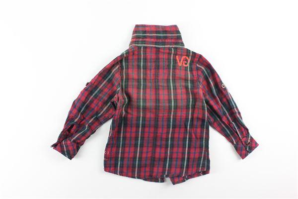 VIRGINO | Shirts | NB1430025ROSSO
