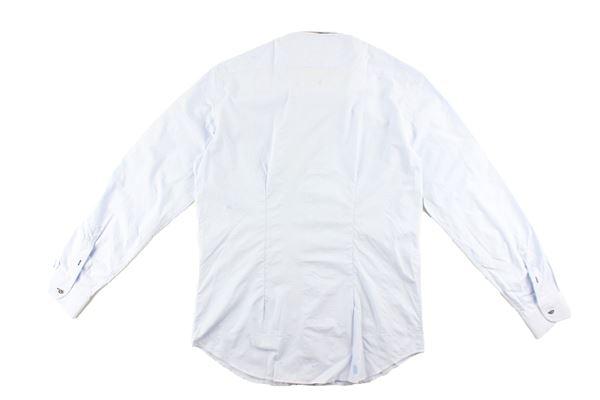 WEBB&SCOTT CO.   Shirts   E5.WT.233GCELESTE
