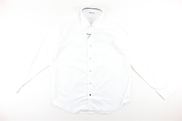 WEBB&SCOTT CO.   Shirts   E6.WF.266BIANCO