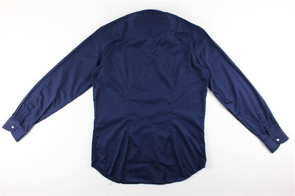 WEBB&SCOTT CO.   Shirts   E6.WG.267BLU
