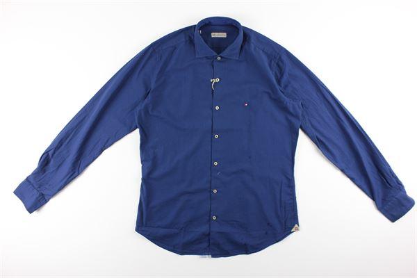 WEBB&SCOTT CO.   Shirts   E6.WLBLU