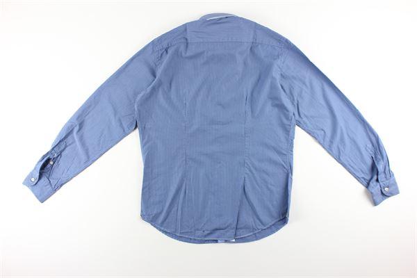 WEBB&SCOTT CO.   Shirts   E6.WLCELESTE