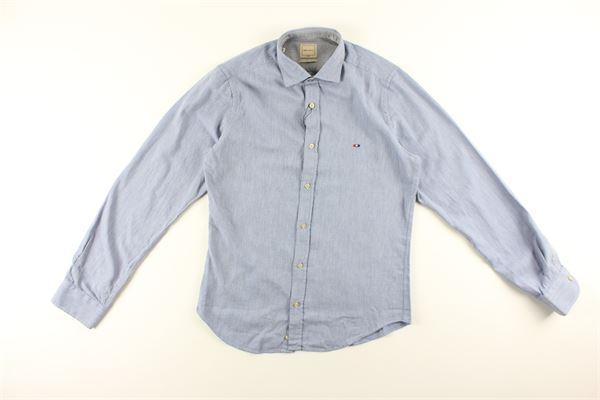 WEBB&SCOTT CO.   Shirts   I6.WLCELESTE