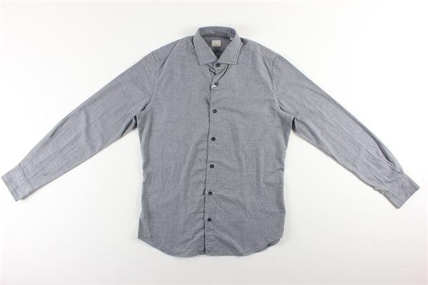 XACUS   Shirts   74831133GRIGIO