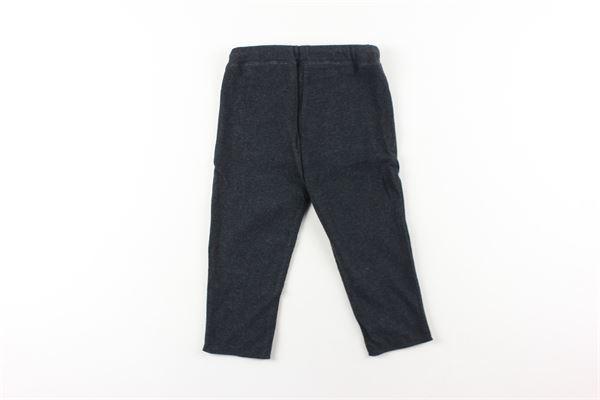 pantalone tuta tinta unita ZHOE & TOBIAH | Pantaloni | KEE26NERO