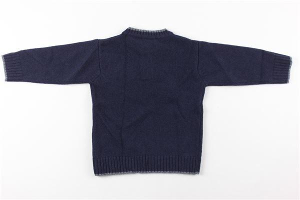 maglia tinta unita con bottoni ZHOE & TOBIAH | Maglie | MET1BLU