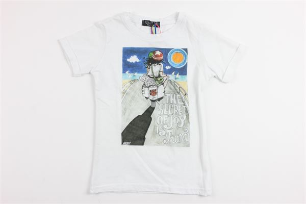 ABOUT ME   t_shirt   1124WHITEX