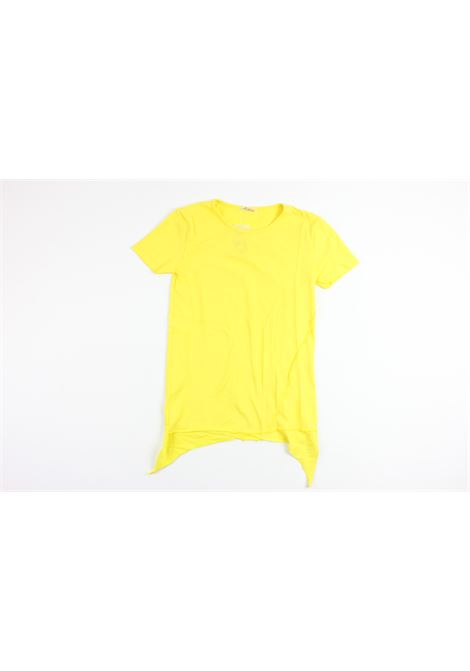 t6inta unita AIKO | T-shirts | SHIRT010YELLOW