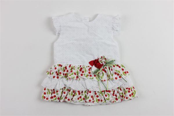 ALETTA | Dress | 7664WHITE
