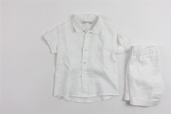 bermuda + camicia ALETTA   Completi   8667WHITE