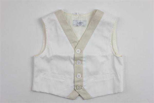 ALETTA | waistcoat | 8679WHITE