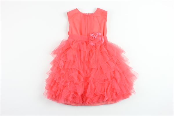 ALETTA | Dress | 9478CORALLO