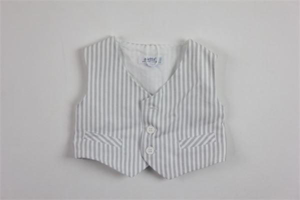 ALETTA | waistcoat | 9482GREY