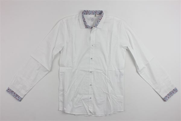 collo in contrasto ALETTA | Camicie | 9495WHITE