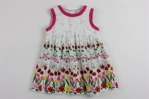 ALETTA | Dress | C77205WHITE