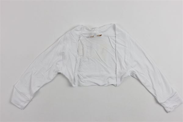 ALETTA | copri spalle | D22573WHITE