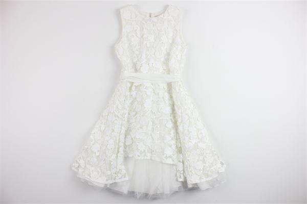 ALETTA | Dress | MJ781WHITE