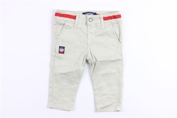 tasca america ASPEN POLO CLUB   Pantaloni   1075P0010BEIGE