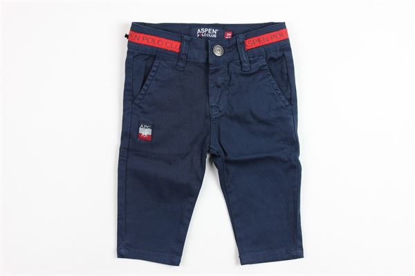 tasca america ASPEN POLO CLUB   Pantaloni   1075P0010BLUE
