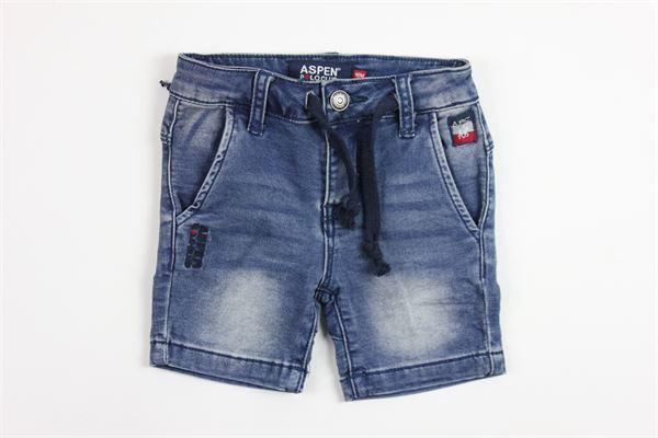jeans 5 btasche ASPEN POLO CLUB   Bermuda   1076D0014DENIM