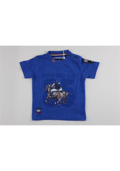 ASPEN | t_shirt | 1076M0043AZURE