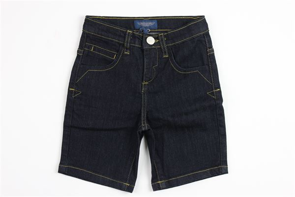 ASTON MARTIN | short pant | 6039BJEANS
